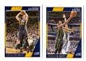 2016-17 Hoops Basketball Team Set - Utah Jazz