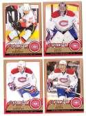 2008-09 O-Pee-Chee OPC Hockey (Base 1-500) Team Set - Montreal Canadiens