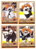 2008-09 O-Pee-Chee OPC Hockey (Base 1-500) Team Set - Philadelphia Flyers