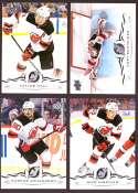 2018-19 Upper Deck Hockey (Base) Team Set - New Jersey Devils