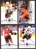 2018-19 Upper Deck Hockey (Base) Team Set - Ottawa Senators