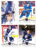 2018-19 Upper Deck Hockey (Base) Team Set - Winnipeg Jets