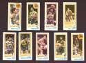 1980-81 Topps (Separated) Basketball Team Set - Golden State Warriors