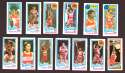 1980-81 Topps (Separated) Basketball Team Set - Houston Rockets