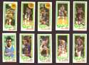1980-81 Topps (Separated) Basketball Team Set - Kansas City Kings
