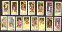 1980-81 Topps (Separated) Basketball Team Set - Philadelphia 76ers