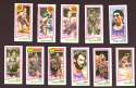1980-81 Topps (Separated) Basketball Team Set - Phoenix Suns