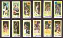 1980-81 Topps (Separated) Basketball Team Set - San Antonio Spurs