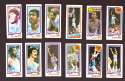 1980-81 Topps (Separated) Basketball Team Set - San Diego Clippers