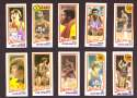 1980-81 Topps (Separated) Basketball Team Set - Utah Jazz