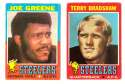 1971 Topps Football Team Set (VG Condition) - PITTSBURGH STEELERS