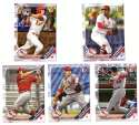 2019 Bowman Prospects - ST LOUIS CARDINALS Team Set