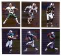 1999 Bowman's Best Football - MIAMI DOLPHINS