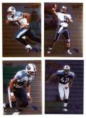 1999 Bowman's Best Football - TENNESSEE TITANS