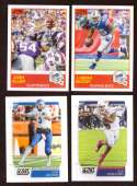 2019 Score Football Team Set - Buffalo Bills