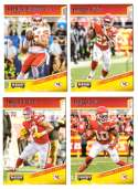 2018 Playoff Football (1-300) Team Set - KANSAS CITY CHIEFS