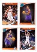 2018-19 Donruss Optic Basketball Team Set - Phoenix Suns