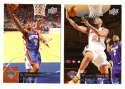 2009-10 Upper Deck (Base 1-200) Basketball Team Set - New York Knicks