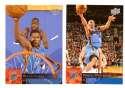 2009-10 Upper Deck (Base 1-200) Basketball Team Set - Oklahoma City Thunder