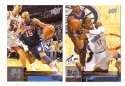 2009-10 Upper Deck (Base 1-200) Basketball Team Set - Orlando Magic