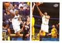 2009-10 Upper Deck (Base 1-200) Basketball Team Set - Washington Wizards