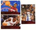 2003-04 Upper Deck Basketball (Base 1-300) Team Set - Miami Heat