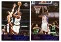2003-04 Upper Deck Basketball (Base 1-300) Team Set - New York Knicks