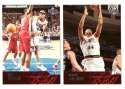 2003-04 Upper Deck Basketball (Base 1-300) Team Set - Philadelphia 76ers