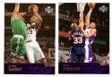 2003-04 Upper Deck Basketball (Base 1-300) Team Set - Phoenix Suns