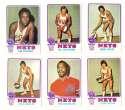 1973-74 Topps Basketball Team Set - New York Nets