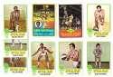 1973-74 Topps Basketball Team Set - Utah Stars