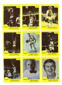 1985 Star Schick Basketball Legends 25 Card set