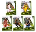 2018-19 Donruss Optic Fantasy Stars 5 Card Insert Set
