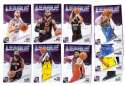 2018-19 Donruss Optic League Leaders 10 Card Insert Set