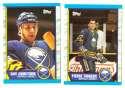 1989-90 Topps Hockey Team Set - Buffalo Sabres