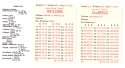 1984 APBA Season (32 Cards) Football Team Set - TAMPA BAY BUCCANEERS
