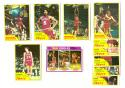 1981-82 Topps Basketball Team Set - Philadelphia 76ers