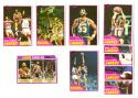 1981-82 Topps Basketball Team Set - Los Angeles Lakers