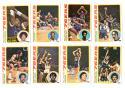 1978-79 Topps Basketball Team Set - Philadelphia 76ers