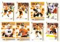 2011-12 Score Hockey (1-546) Team Set - Philadelphia Flyers