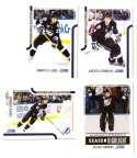 2011-12 Score Hockey (1-546) Team Set - Tampa Bay Lightning