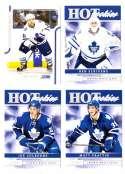 2011-12 Score Hockey (1-546) Team Set - Toronto Maple Leafs