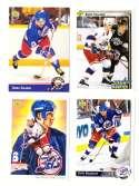 1992-93 Upper Deck Hockey Team Set - Winnipeg Jets