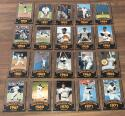2020 Topps Heritage WILLIE MAYS - 20 GIANTS SEASONS Insert Set